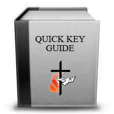 Quick Key Guide book