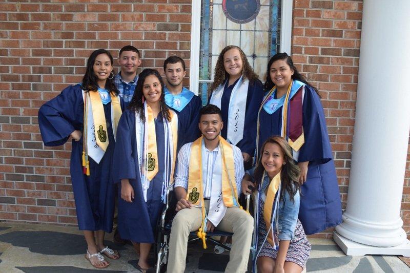 Union Chapel Grads 2015 1
