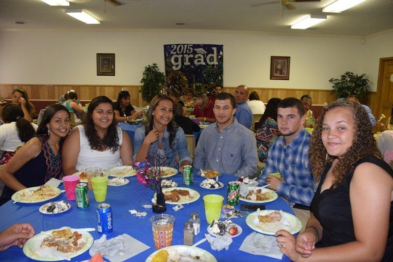 Union Chapel Grads 2015 4